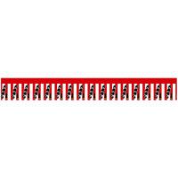 ロール幕 (3885) 大売出し 紅白幕 H300×W7800mm