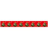 ロール幕 (3896) Merry Christmas H300×W7800mm