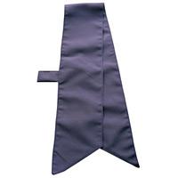 ループ付スカーフ (8669) ダークネイビー