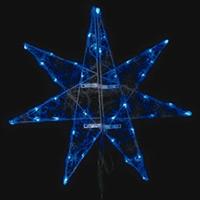 LEDセパレーツギャラクシー 大 ブルー 2枚羽