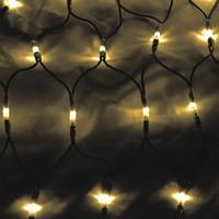 LEDネットライト 360球 ウォームホワイト