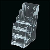 カタログケース T777 A4三ツ折4段