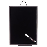 PPフレーム 木製ブラックボード (中) LNB15