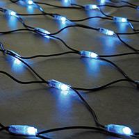 LEDネットライト LED-NET-S-W ホワイト