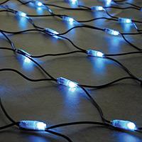 LEDネットライト LED-NET-S-B ブルー