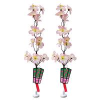 小桜ボンボリマグネットスタンド2コセット