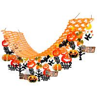 収穫祭ハロウィンプリーツハンガー