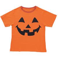 パンプキンオレンジTシャツ M