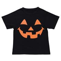 パンプキンブラックTシャツ L