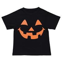 パンプキンブラックTシャツ M