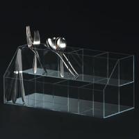 小物ボックス(長物用) 4列2段