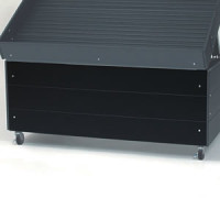 フロントパネル ブラック W900
