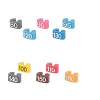 ローコストサイズチップ II (130 青)