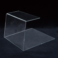 フードカバー  透明