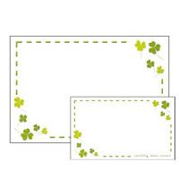 16-1700 カード クローバー 名刺サイズ (5セット)
