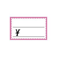 17-5273 ショーカード 中 ピンク枠