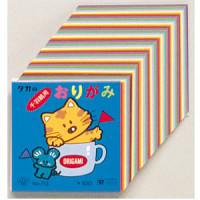30-113 折紙 7.5cm角千羽鶴用