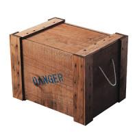 DANGERBOX 2型 ライトオーク(茶)
