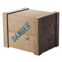 DANGERBOX 4型 ライトオーク(茶)