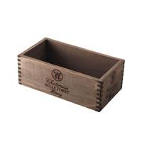 アンティークワイン木箱 L ライトオーク