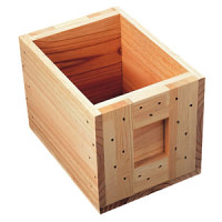 C梱包BOX 白木 L
