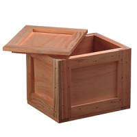 白木BOX A型 白木