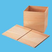 組立式サイコロボックス 10cm角