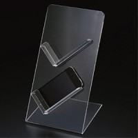 スマートフォン対応 2段携帯電話ディスプレイ