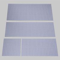樹脂製パンチングボード透明 PGEB274-1 (5個セット)