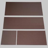 パンチングボード ブラウンスモーク PGEB274-2 (5個セット)