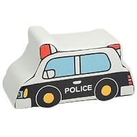 「ぼくらの街づくり」 クッション遊具 パトカー W450×D200×H240