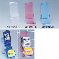 携帯電話シングルスタンドSJ ブルー 10ケ