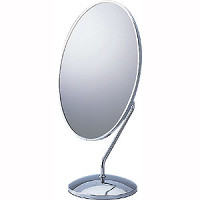 ダエン型卓上鏡(鏡厚3mm) アーム曲線