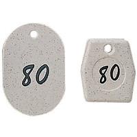 グラニットクロークチケット ホワイト (1~50)