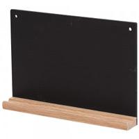 ちいさな黒板 A4 カラー:ブラック (G0037BLK)