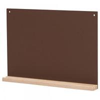 ちいさな黒板 A4 カラー:ブラウン (G0037BRN)
