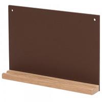 もっとちいさな黒板 B5 カラー:ブラウン (G0040BRN)