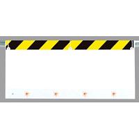 横長LEDフラッシュサイン 無地 560×900 (343-50)
