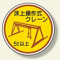 作業管理ステ 床上操作式クレーン5t以上 (370-96A)