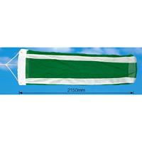 吹き流し (緑/白) (372-31A)