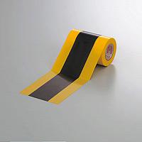 塩ビ・トラテープ (セパ無) 直線タイプ 90mm幅×10m巻 (374-02)