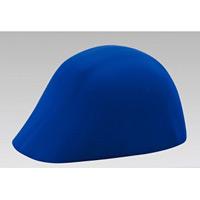 ヘルメットカバー ソフトタイプ ブルー (377-61)