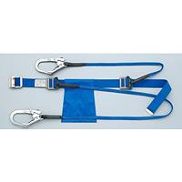 ダブル帯ロープ式安全帯 (378-64A)