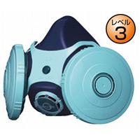 半面形防じんマスク レベル3 (379-34)