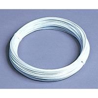 針金 白ビニール被覆針金 (460-70)