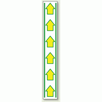 路面用表示 → 合成ゴム 1000×150 (819-25)