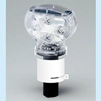ソーラー式保安灯 (60.5φ用) (824-79)
