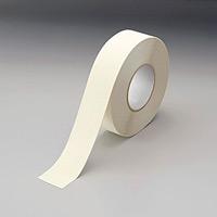 アンチスリップ (滑り止め) (セパ付) テープ・蓄光白 50mm幅×18m巻 (863-393)