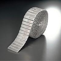 反射レフテープ (セパ付) クリア 50mm幅×2.5m巻 (866-01)