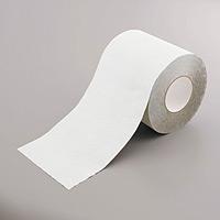路面ラインテープ (反射) (セパ付) 白 アルミ 150mm幅×45.7m巻 (866-14)